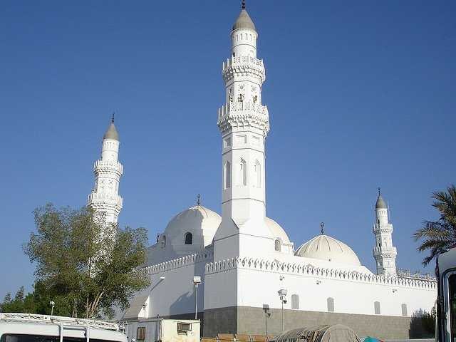 First Mosque Built by The Prophet (PBUH)