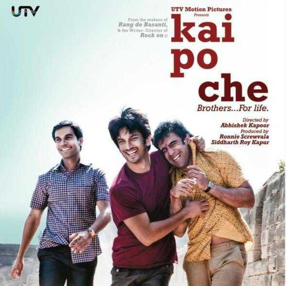 Kai Po Che! A Saga of Friends