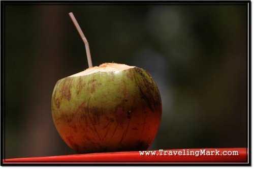 Drink Healthy Coconut Water!