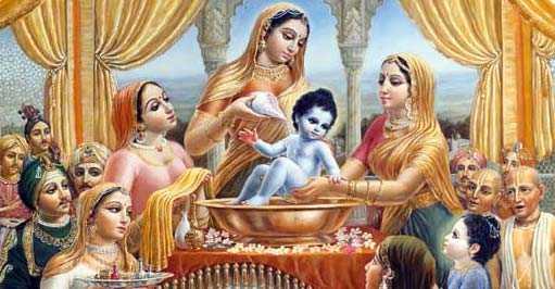 Celebrating Krishna Janmashtmi
