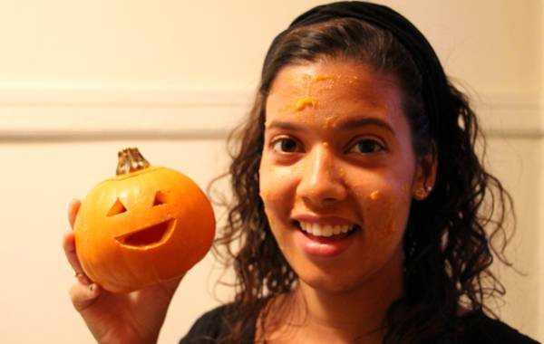 Make Your Own Pumpkin Mask!