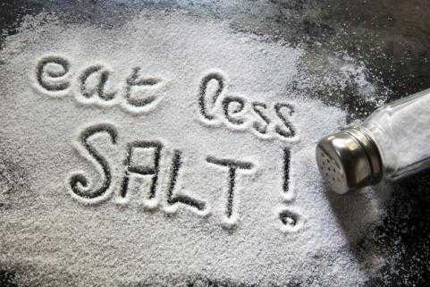 Avoid these Salty Foods!
