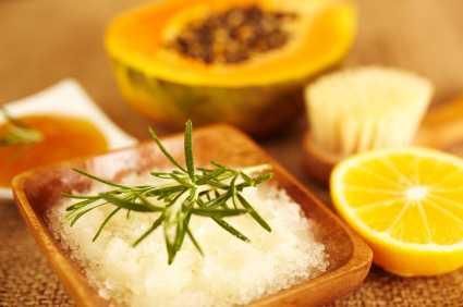 DIY- Make Your Own Citrus Scrubs!