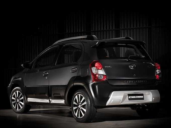 Etios Cross to be launched by Toyota India Very Soon