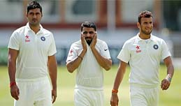 India vs Endland 2nd Test Starts Today -One World News