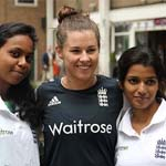 Women cricketers take a stand - One World News