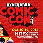 Hyderabad Comic Con 2014 - oneworldnews