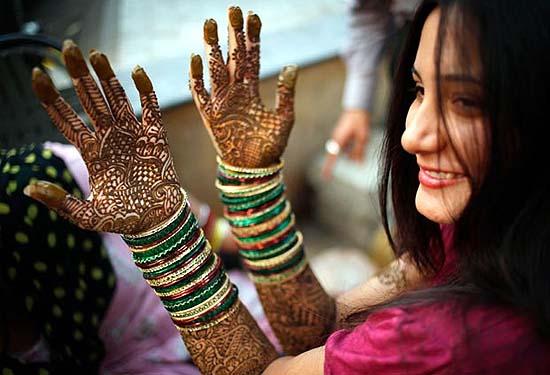 Karva Chauth: Bride's pride - oneworldnews