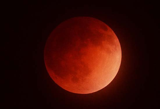 Lunar Eclipse 2014 - one world news
