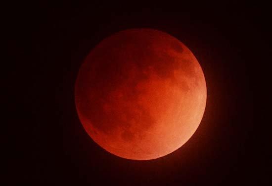 Lunar Eclipse 2014 - one world news