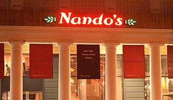 Nandos now in CP!