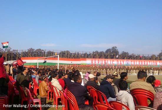 Meghalaya Celebrates Republic Day