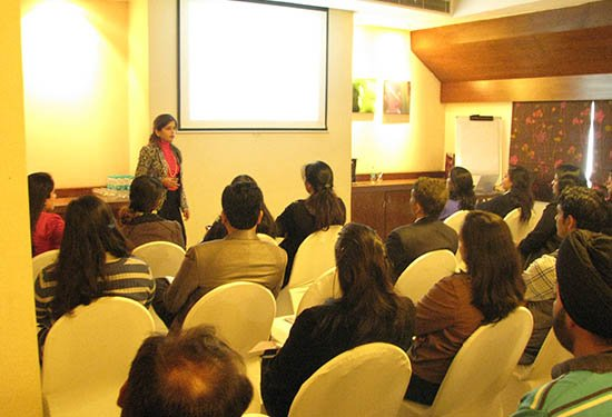 Dress for Success: Workshop by ICBI