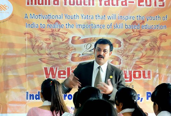 Motivational Youth Yatra - one world news