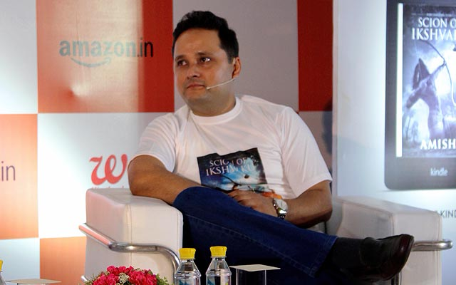 A NEW CHAPTER BROUGHT TO LIFE BY AMISH TRIPATHI - one world news
