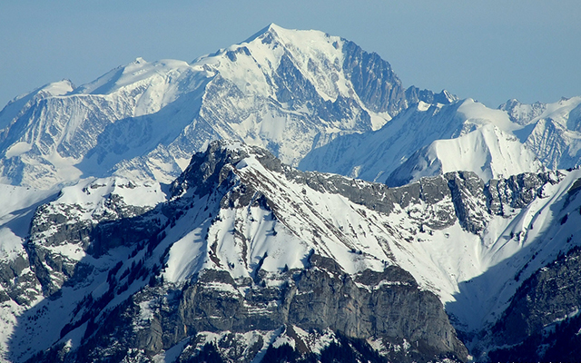 229th Anniversary of first ascent of Mont Blanc!