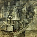 France gets back its treasure: Picasso's 'La Coiffeuse'