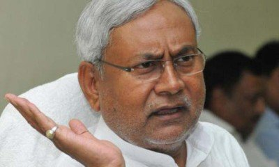 Modi should stop making new promises says Bihar CM