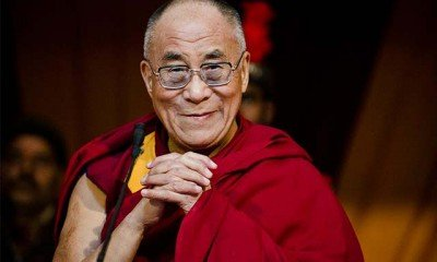 """My female successor should very, very attractive"":Dalai Lama"