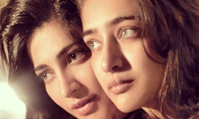 Shruti Hasaan is a protective sister!