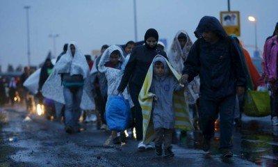 Austria getting it's fill of Migrants