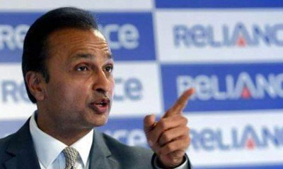 RELIANCE SHAKES HANDS WITH ADSB