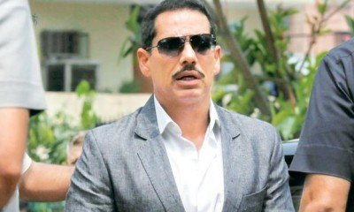 Robert Vadra back on 'frisky' list