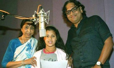 Asha Bhosle's son is no more!