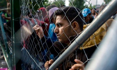 Migrants seek new routes into EU