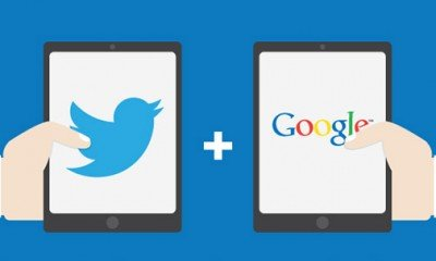 Google and Twitter join hands to help Publishers
