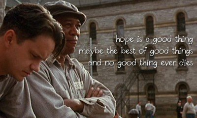 Shawshank Redemption -A must watch