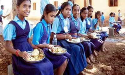 Unhealthy Mid–day meals make 64 students sick in Lucknow