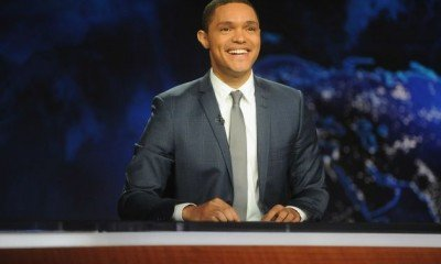 Trevor Noah takes over the 'Daily Show'