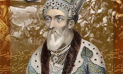 South Asia celebrates it's last Mughal Emperor's Birthday today