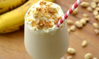 Healthy Banana Milkshake-OneWorldNews