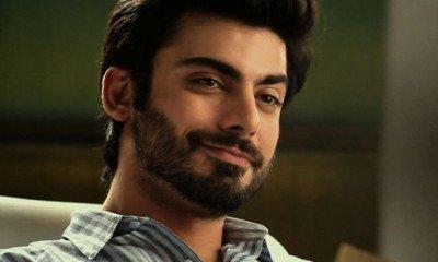 OMG! Fawad Khan is afraid of pretty women.