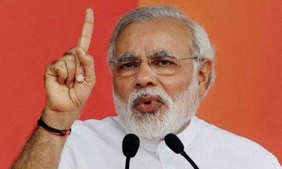 PM finally broke his silence over communal politics