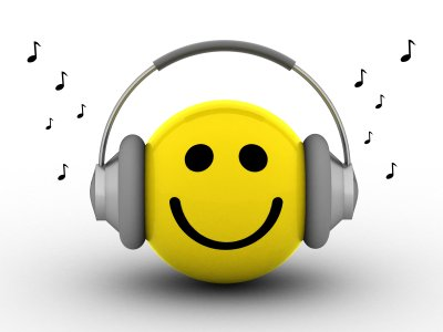 Choice of music determines your mood