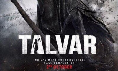 'Talvaar' earns over Rs9 crore in it's first weekend