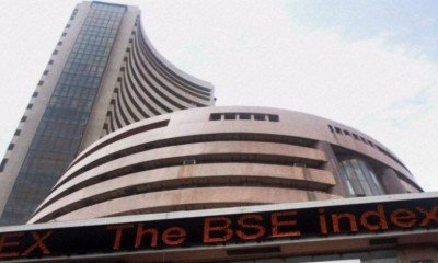 Sensex falls down due to BJP's defeat in Bihar Elections!