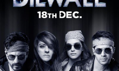 poster of 'Dilwale'