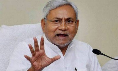 Liquor will be ban in Bihar from April 2016, says Nitish Kumar