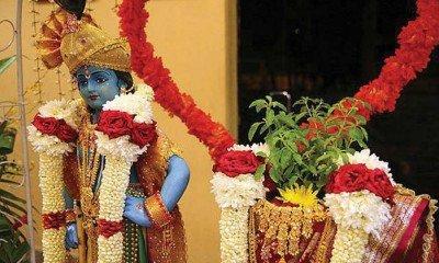 Hindu wedding season officially begins with Tulsi Vivah today