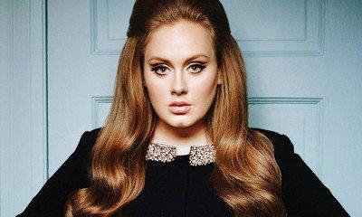 British Singer Adele's 25