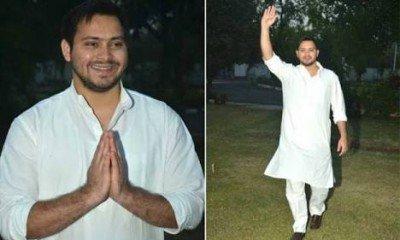 Lalu's younger son Deputy CM of Bihar