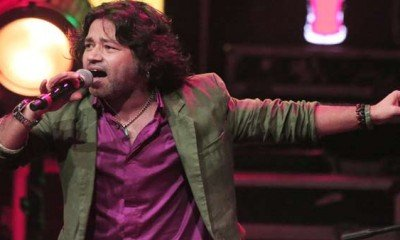 Kailash Kher in trade fair!