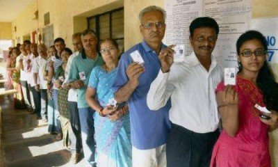 Eleven percent voting was recorded in fifth phase of Bihar Assembly Election