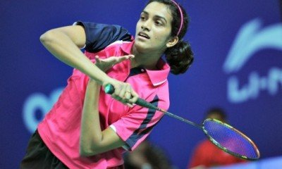 P V Sindhu gets entry in semi final of Macau open Grand Prix