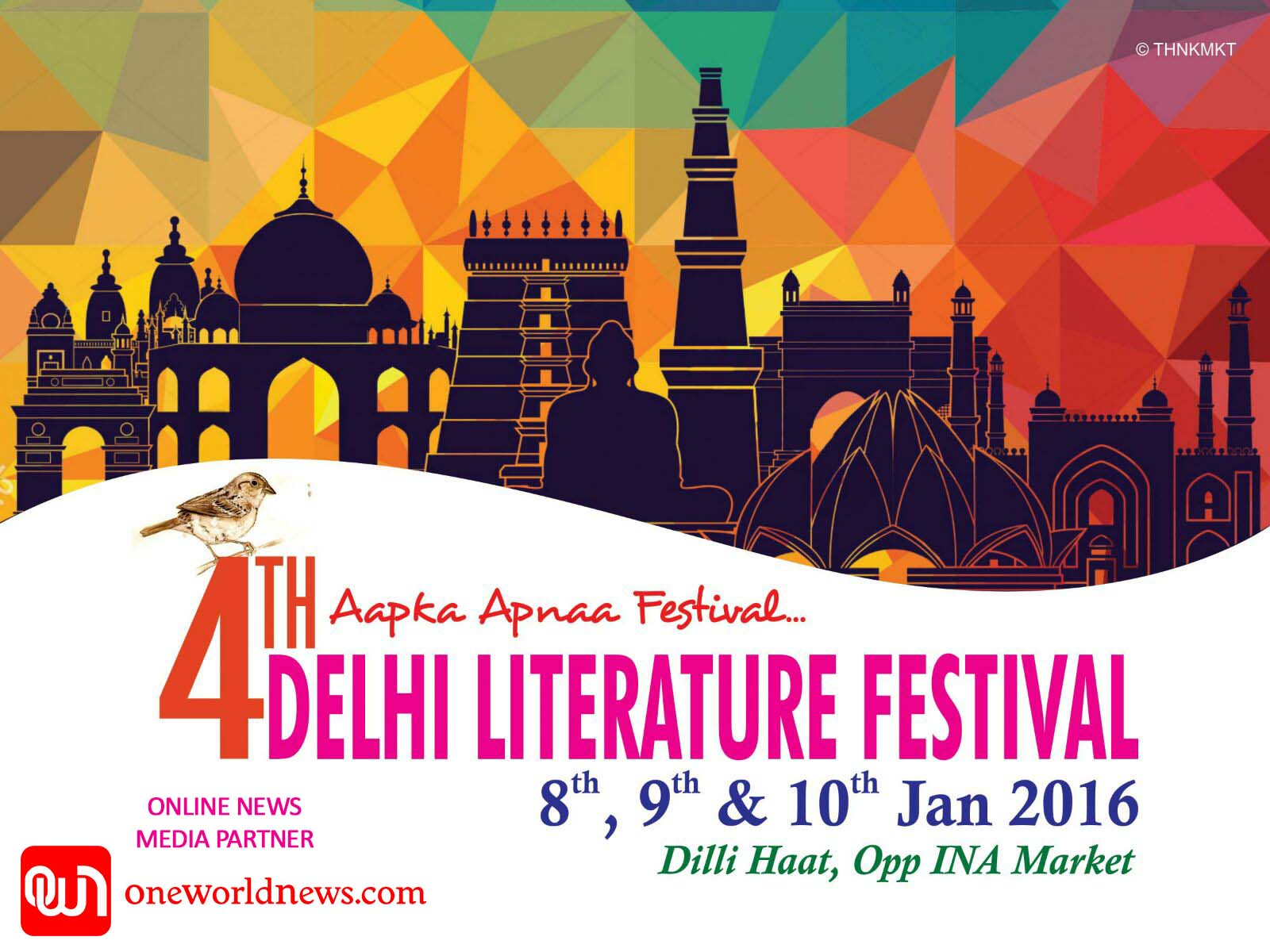 4th DELHI LITERATURE FESTIVAL