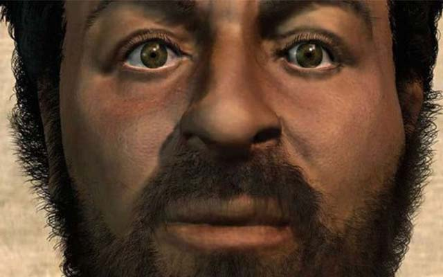 Forensic anthropologist draws image of Jesus